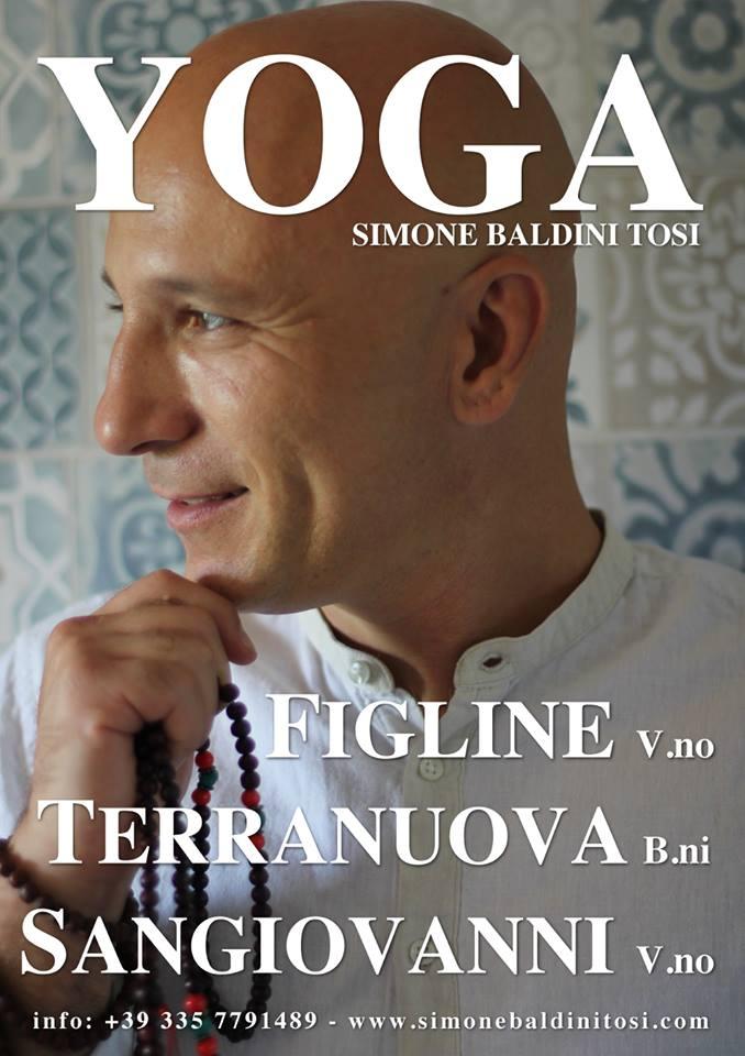 Corsi Yoga a Terranuova B.ni, San Giovanni V.no e Figline V.no