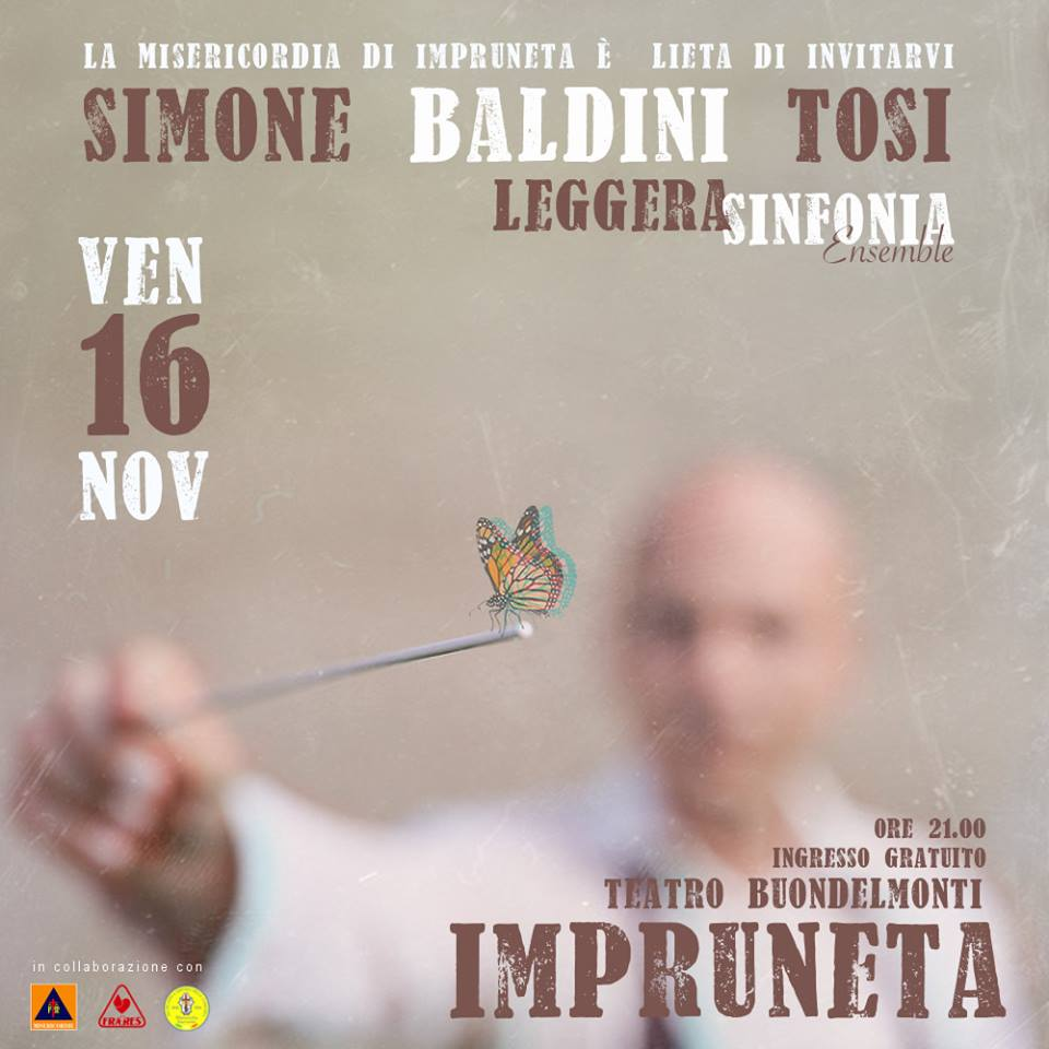 Simone Baldini Tosi & Leggera Sinfonia enesemble