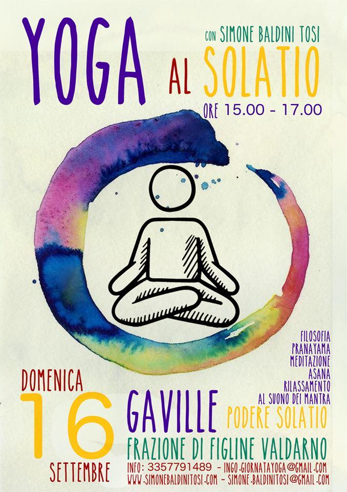 Yoga al Solatio