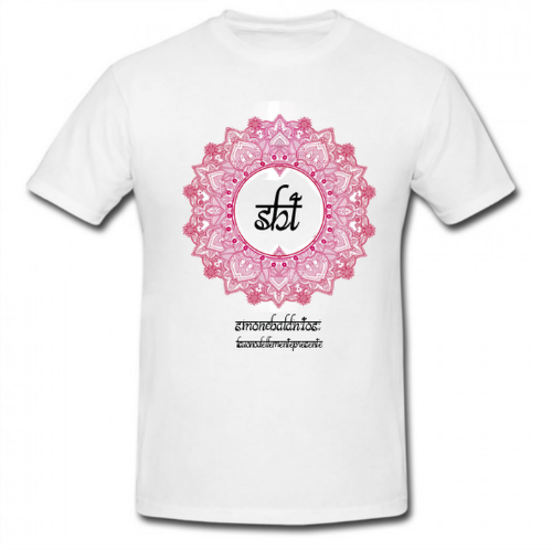T-shirt--MENTEPRESENTE-con-Mandala-e-logo-SBT